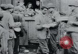 Image of prisoners of camp Hanover Germany, 1945, second 58 stock footage video 65675073890