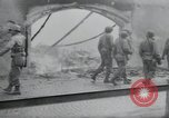Image of United States troops Cham Germany, 1945, second 50 stock footage video 65675073896