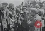 Image of United States troops Cham Germany, 1945, second 59 stock footage video 65675073897
