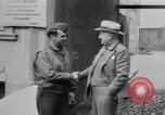 Image of General Raymond S McLain Weilheim Germany, 1945, second 13 stock footage video 65675073899