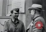 Image of General Raymond S McLain Weilheim Germany, 1945, second 14 stock footage video 65675073899