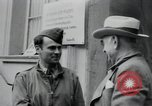 Image of General Raymond S McLain Weilheim Germany, 1945, second 15 stock footage video 65675073899