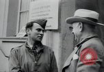 Image of General Raymond S McLain Weilheim Germany, 1945, second 16 stock footage video 65675073899