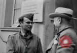 Image of General Raymond S McLain Weilheim Germany, 1945, second 17 stock footage video 65675073899