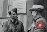 Image of General Raymond S McLain Weilheim Germany, 1945, second 18 stock footage video 65675073899