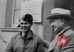 Image of General Raymond S McLain Weilheim Germany, 1945, second 21 stock footage video 65675073899