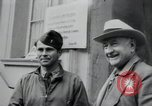 Image of General Raymond S McLain Weilheim Germany, 1945, second 22 stock footage video 65675073899