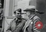 Image of General Raymond S McLain Weilheim Germany, 1945, second 26 stock footage video 65675073899