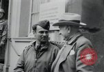 Image of General Raymond S McLain Weilheim Germany, 1945, second 27 stock footage video 65675073899