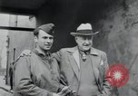 Image of General Raymond S McLain Weilheim Germany, 1945, second 28 stock footage video 65675073899