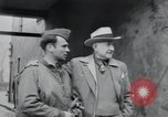 Image of General Raymond S McLain Weilheim Germany, 1945, second 29 stock footage video 65675073899