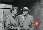 Image of General Raymond S McLain Weilheim Germany, 1945, second 30 stock footage video 65675073899