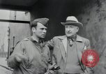 Image of General Raymond S McLain Weilheim Germany, 1945, second 32 stock footage video 65675073899
