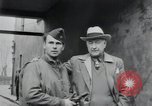 Image of General Raymond S McLain Weilheim Germany, 1945, second 35 stock footage video 65675073899