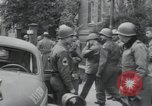 Image of General Raymond S McLain Weilheim Germany, 1945, second 39 stock footage video 65675073899