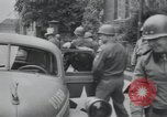 Image of General Raymond S McLain Weilheim Germany, 1945, second 41 stock footage video 65675073899