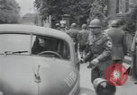 Image of General Raymond S McLain Weilheim Germany, 1945, second 44 stock footage video 65675073899