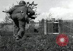 Image of 20th Armored Division Germany, 1945, second 16 stock footage video 65675073901