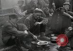 Image of liberated prisoners Germany, 1945, second 2 stock footage video 65675073906