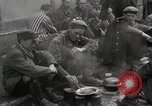 Image of liberated prisoners Germany, 1945, second 4 stock footage video 65675073906