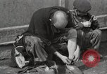Image of liberated prisoners Germany, 1945, second 30 stock footage video 65675073906