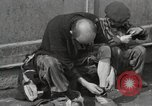 Image of liberated prisoners Germany, 1945, second 31 stock footage video 65675073906