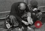 Image of liberated prisoners Germany, 1945, second 35 stock footage video 65675073906