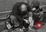 Image of liberated prisoners Germany, 1945, second 37 stock footage video 65675073906