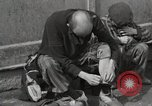 Image of liberated prisoners Germany, 1945, second 41 stock footage video 65675073906