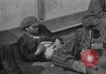 Image of liberated prisoners Germany, 1945, second 44 stock footage video 65675073906