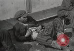 Image of liberated prisoners Germany, 1945, second 49 stock footage video 65675073906