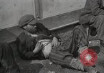 Image of liberated prisoners Germany, 1945, second 50 stock footage video 65675073906