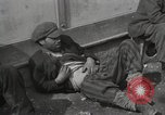 Image of liberated prisoners Germany, 1945, second 51 stock footage video 65675073906