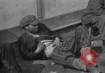Image of liberated prisoners Germany, 1945, second 52 stock footage video 65675073906