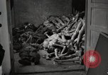 Image of pile of emaciated corpses Germany, 1945, second 27 stock footage video 65675073907