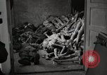 Image of pile of emaciated corpses Germany, 1945, second 29 stock footage video 65675073907