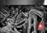 Image of pile of emaciated corpses Germany, 1945, second 61 stock footage video 65675073907