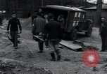 Image of sick prisoners Germany, 1945, second 3 stock footage video 65675073913