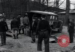 Image of sick prisoners Germany, 1945, second 8 stock footage video 65675073913
