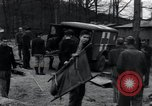 Image of sick prisoners Germany, 1945, second 12 stock footage video 65675073913