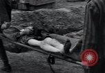 Image of sick prisoners Germany, 1945, second 15 stock footage video 65675073913