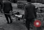 Image of sick prisoners Germany, 1945, second 17 stock footage video 65675073913
