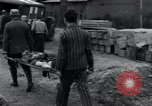 Image of sick prisoners Germany, 1945, second 18 stock footage video 65675073913