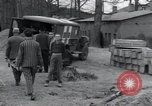 Image of sick prisoners Germany, 1945, second 21 stock footage video 65675073913