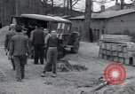 Image of sick prisoners Germany, 1945, second 22 stock footage video 65675073913