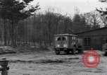 Image of United States soldiers Halberstadt Germany, 1945, second 11 stock footage video 65675073914