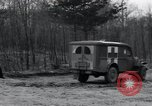 Image of United States soldiers Halberstadt Germany, 1945, second 21 stock footage video 65675073914