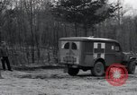 Image of United States soldiers Halberstadt Germany, 1945, second 22 stock footage video 65675073914