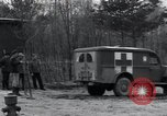 Image of United States soldiers Halberstadt Germany, 1945, second 24 stock footage video 65675073914