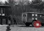Image of United States soldiers Halberstadt Germany, 1945, second 25 stock footage video 65675073914